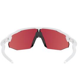 Oakley Radar EV Advancer Gafas de sol, blanco/rojo
